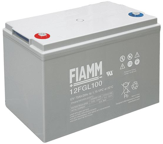 FIAMM FGL Range