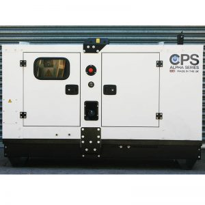 CPS Alpha Series - 8kVA Single Phase Generator