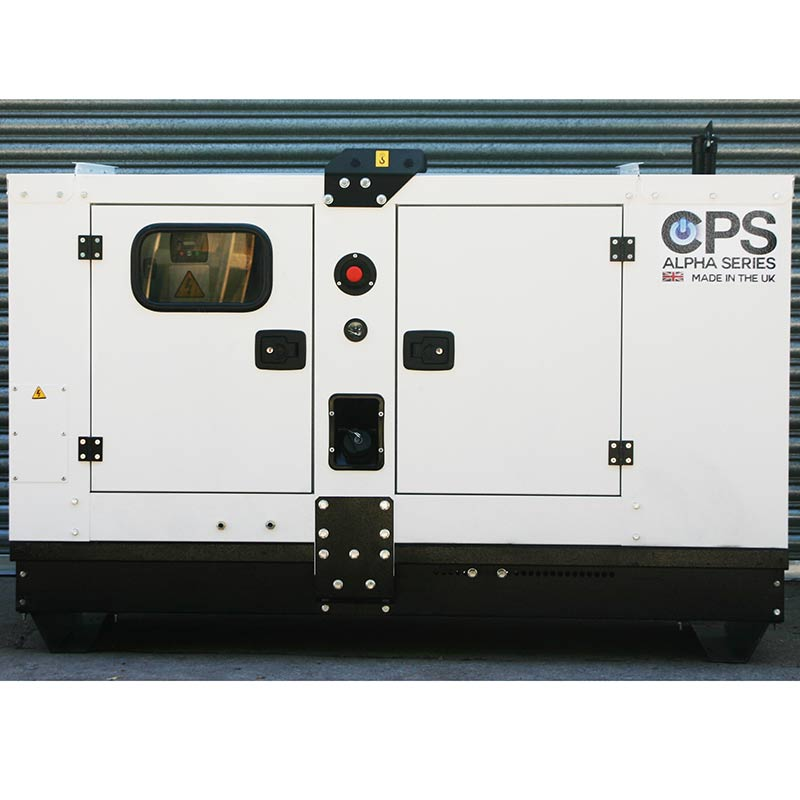 CPS Alpha Series - 8kVA Single Phase Generator