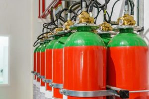F-Gas Regulations Fire Suppression